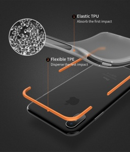 Ốp chống sốc ROCK GUARD iPhone XR